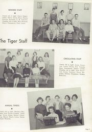Page 11, 1956 Edition, Cohn High School - Accolade Yearbook (Nashville, TN) online yearbook collection