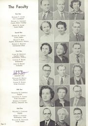 Page 16, 1956 Edition, Cohn High School - Accolade Yearbook (Nashville, TN) online yearbook collection