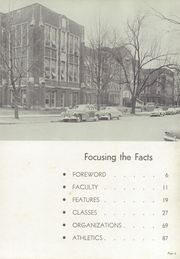 Page 9, 1956 Edition, Cohn High School - Accolade Yearbook (Nashville, TN) online yearbook collection