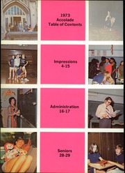 Page 8, 1973 Edition, Cohn High School - Accolade Yearbook (Nashville, TN) online yearbook collection