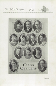 Page 15, 1927 Edition, Hume Fogg High School - Techs Book Yearbook (Nashville, TN) online yearbook collection