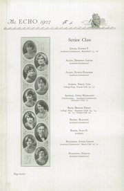 Page 16, 1927 Edition, Hume Fogg High School - Techs Book Yearbook (Nashville, TN) online yearbook collection