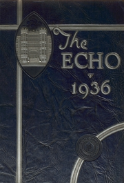 1936 Edition, Hume Fogg High School - Techs Book Yearbook (Nashville, TN)