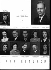 Page 11, 1945 Edition, Hume Fogg High School - Techs Book Yearbook (Nashville, TN) online yearbook collection