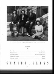 Page 15, 1945 Edition, Hume Fogg High School - Techs Book Yearbook (Nashville, TN) online yearbook collection