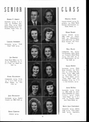 Page 16, 1945 Edition, Hume Fogg High School - Techs Book Yearbook (Nashville, TN) online yearbook collection