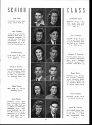 Page 17, 1945 Edition, Hume Fogg High School - Techs Book Yearbook (Nashville, TN) online yearbook collection