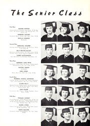 Page 15, 1950 Edition, Hume Fogg High School - Techs Book Yearbook (Nashville, TN) online yearbook collection