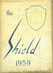 1959 Edition, Harding Academy - Shield Yearbook (Memphis, TN)