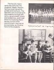 Page 10, 1971 Edition, Harding Academy - Shield Yearbook (Memphis, TN) online yearbook collection