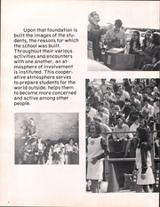 Page 8, 1971 Edition, Harding Academy - Shield Yearbook (Memphis, TN) online yearbook collection