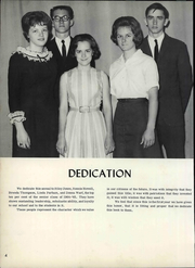 Page 10, 1965 Edition, Fairview High School - Yellowjacket Yearbook (Fairview, TN) online yearbook collection