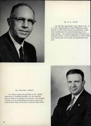 Page 12, 1965 Edition, Fairview High School - Yellowjacket Yearbook (Fairview, TN) online yearbook collection