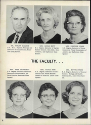 Page 14, 1965 Edition, Fairview High School - Yellowjacket Yearbook (Fairview, TN) online yearbook collection