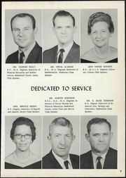 Page 15, 1965 Edition, Fairview High School - Yellowjacket Yearbook (Fairview, TN) online yearbook collection