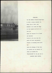 Page 9, 1965 Edition, Fairview High School - Yellowjacket Yearbook (Fairview, TN) online yearbook collection