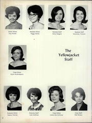 Page 10, 1966 Edition, Fairview High School - Yellowjacket Yearbook (Fairview, TN) online yearbook collection
