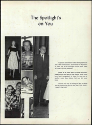 Page 9, 1966 Edition, Fairview High School - Yellowjacket Yearbook (Fairview, TN) online yearbook collection