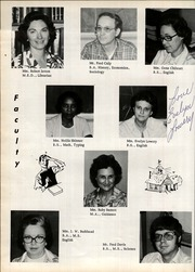 Page 12, 1977 Edition, Peabody High School - Golden Torch Yearbook (Trenton, TN) online yearbook collection