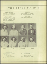 Page 17, 1949 Edition, Goodlettsville High School - Trojan Yearbook (Goodlettsville, TN) online yearbook collection