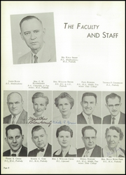 Page 12, 1958 Edition, Goodlettsville High School - Trojan Yearbook (Goodlettsville, TN) online yearbook collection