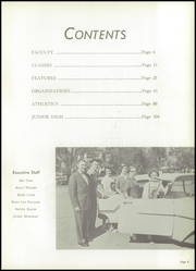 Page 9, 1958 Edition, Goodlettsville High School - Trojan Yearbook (Goodlettsville, TN) online yearbook collection
