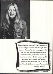 Page 17, 1975 Edition, York Institute - Mountaineer Yearbook (Jamestown, TN) online yearbook collection
