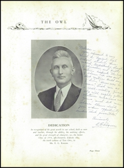 Page 7, 1938 Edition, Smith County High School - Owl Yearbook (Carthage, TN) online yearbook collection