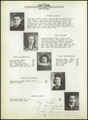 Page 16, 1943 Edition, Smith County High School - Owl Yearbook (Carthage, TN) online yearbook collection