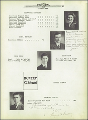 Page 17, 1943 Edition, Smith County High School - Owl Yearbook (Carthage, TN) online yearbook collection
