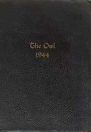 Page 1, 1944 Edition, Smith County High School - Owl Yearbook (Carthage, TN) online yearbook collection