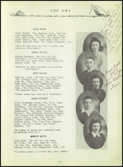 Page 13, 1944 Edition, Smith County High School - Owl Yearbook (Carthage, TN) online yearbook collection