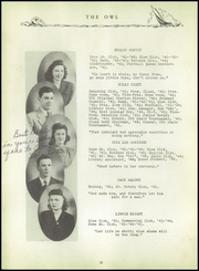 Page 14, 1944 Edition, Smith County High School - Owl Yearbook (Carthage, TN) online yearbook collection