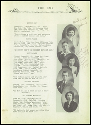 Page 15, 1944 Edition, Smith County High School - Owl Yearbook (Carthage, TN) online yearbook collection