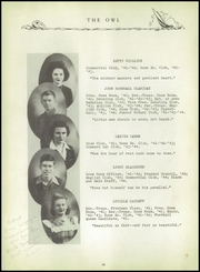 Page 16, 1944 Edition, Smith County High School - Owl Yearbook (Carthage, TN) online yearbook collection