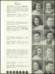 Page 17, 1950 Edition, Huntingdon High School - Mustang Yearbook (Huntingdon, TN) online yearbook collection
