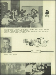Page 8, 1950 Edition, Huntingdon High School - Mustang Yearbook (Huntingdon, TN) online yearbook collection
