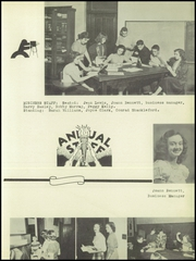 Page 9, 1950 Edition, Huntingdon High School - Mustang Yearbook (Huntingdon, TN) online yearbook collection