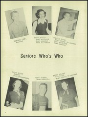 Page 10, 1951 Edition, Huntingdon High School - Mustang Yearbook (Huntingdon, TN) online yearbook collection