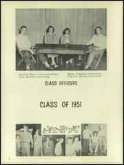 Page 12, 1951 Edition, Huntingdon High School - Mustang Yearbook (Huntingdon, TN) online yearbook collection