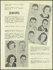 Page 13, 1951 Edition, Huntingdon High School - Mustang Yearbook (Huntingdon, TN) online yearbook collection