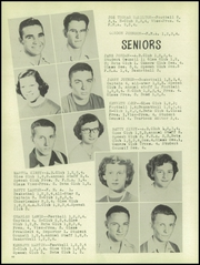 Page 14, 1951 Edition, Huntingdon High School - Mustang Yearbook (Huntingdon, TN) online yearbook collection
