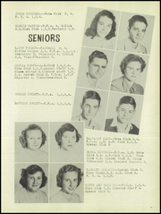 Page 15, 1951 Edition, Huntingdon High School - Mustang Yearbook (Huntingdon, TN) online yearbook collection