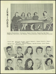 Page 17, 1951 Edition, Huntingdon High School - Mustang Yearbook (Huntingdon, TN) online yearbook collection