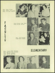 Page 8, 1951 Edition, Huntingdon High School - Mustang Yearbook (Huntingdon, TN) online yearbook collection