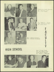 Page 9, 1951 Edition, Huntingdon High School - Mustang Yearbook (Huntingdon, TN) online yearbook collection