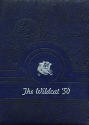 1950 Edition, Sweetwater High School - Wildcat Yearbook (Sweetwater, TN)