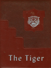 Page 1, 1952 Edition, Meigs County High School - Tiger Yearbook (Decatur, TN) online yearbook collection