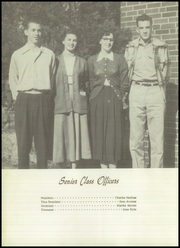 Page 16, 1952 Edition, Meigs County High School - Tiger Yearbook (Decatur, TN) online yearbook collection