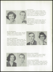 Page 17, 1953 Edition, Meigs County High School - Tiger Yearbook (Decatur, TN) online yearbook collection